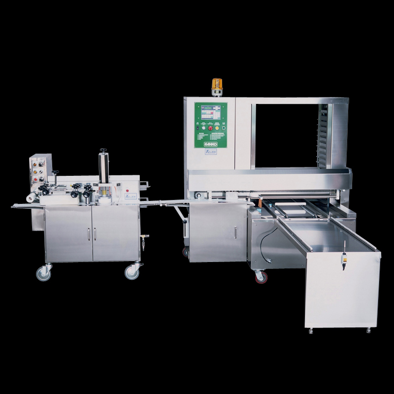 Automatic Stamping Machine & Alignment Machine